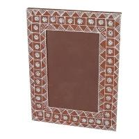 Rajasthani Mandana Photo Frame