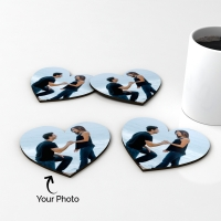 Attractive Personalized Wooden Coasters