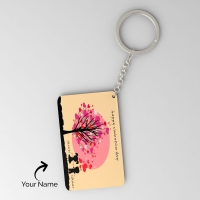 Adorable Personalized Key Chain