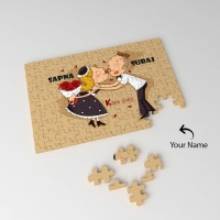 Adorable Personalized Puzzle with Name