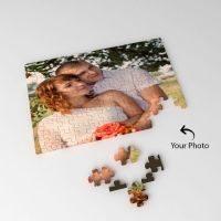 Attractive  Personalized Puzzle with Photo