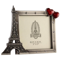 Studded Hearts Frame