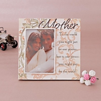 Ceramic Photo Frame for Mother