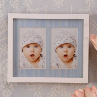 2 in 1 Blue Collage Frame