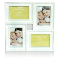4 in 1 Picture Frame White