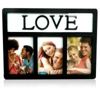 Love Picture Frame Black