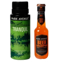 Park Avenue TRANQUIL Deo & Beer Oily Hair Shampoo
